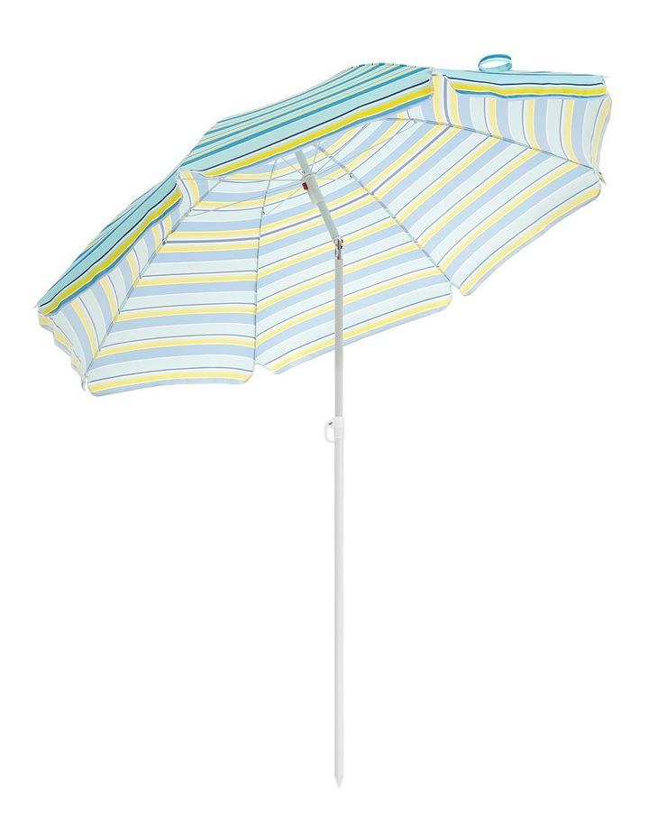 Boca Stripe Beach Umbrella image 2