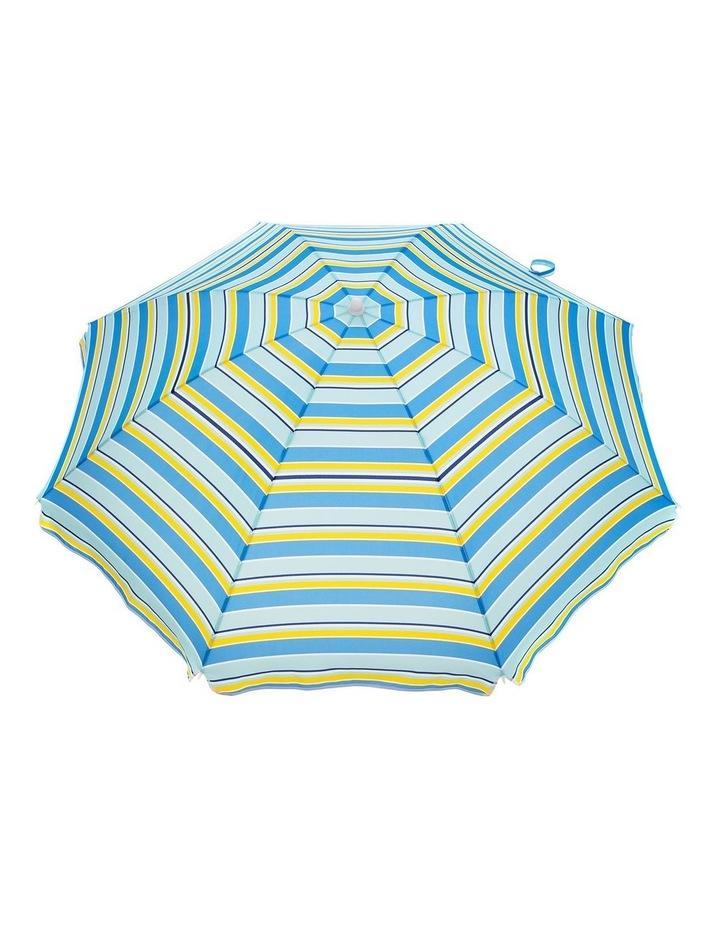 Boca Stripe Beach Umbrella image 4