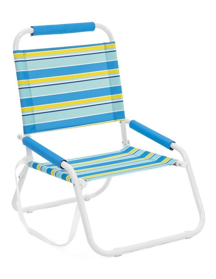 Alto Boca Stripe Beach Chair image 1