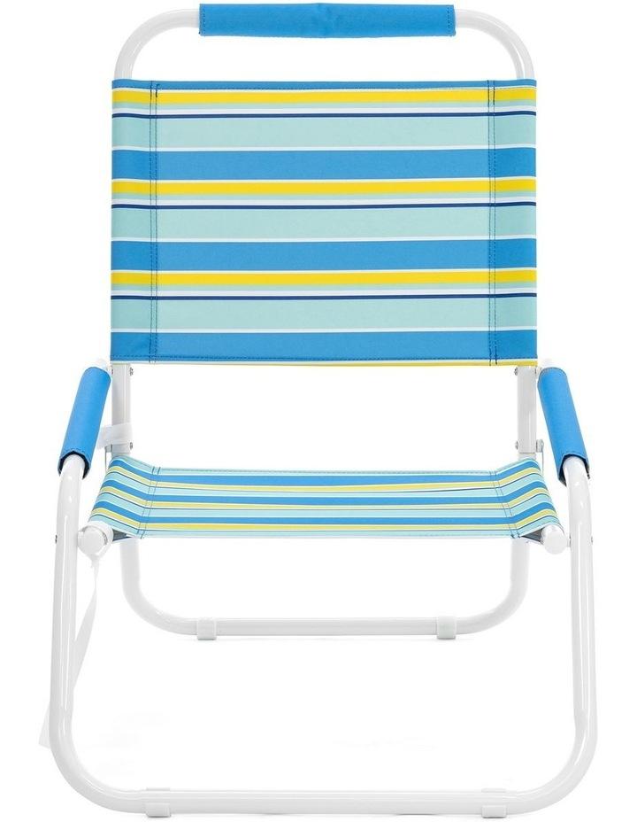 Alto Boca Stripe Beach Chair image 2