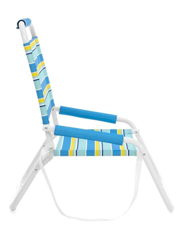 Alto Boca Stripe Beach Chair image 3
