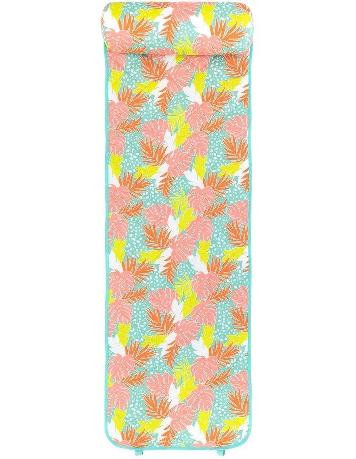 Bali Print Roll Up Beach Mat image 1