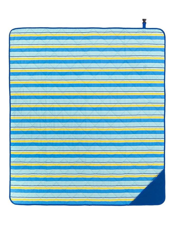 Boca Stripe Ultra Outdoor Mat image 1
