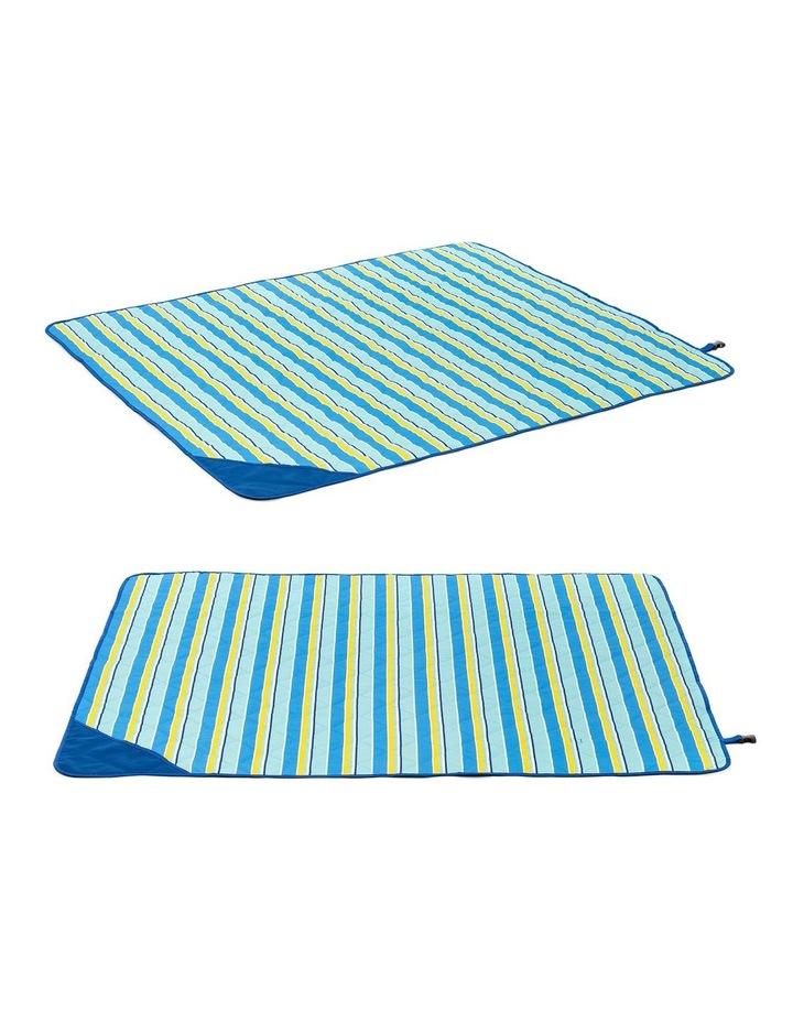 Boca Stripe Ultra Outdoor Mat image 4