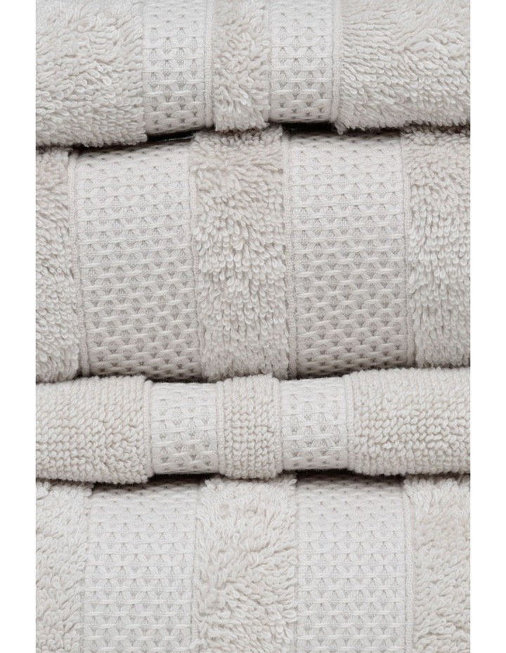 Premium Egyptian Cotton Towel Range in Oyster image 2