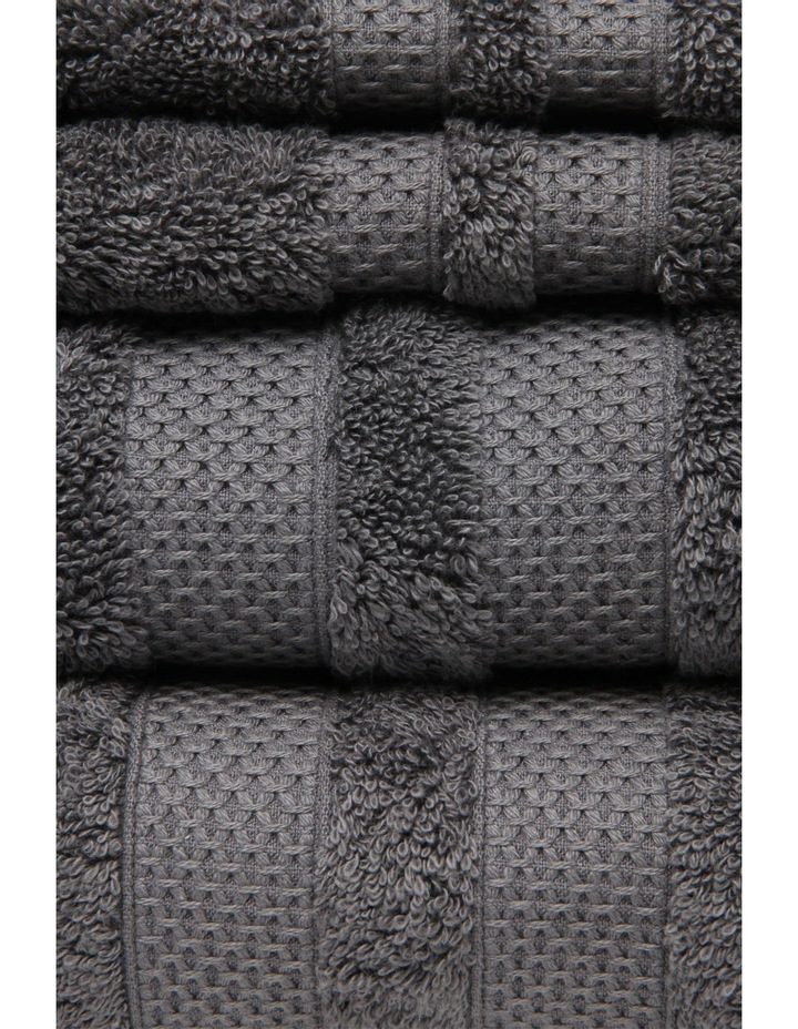 Premium Egyptian Cotton Towel Range in Coal image 2