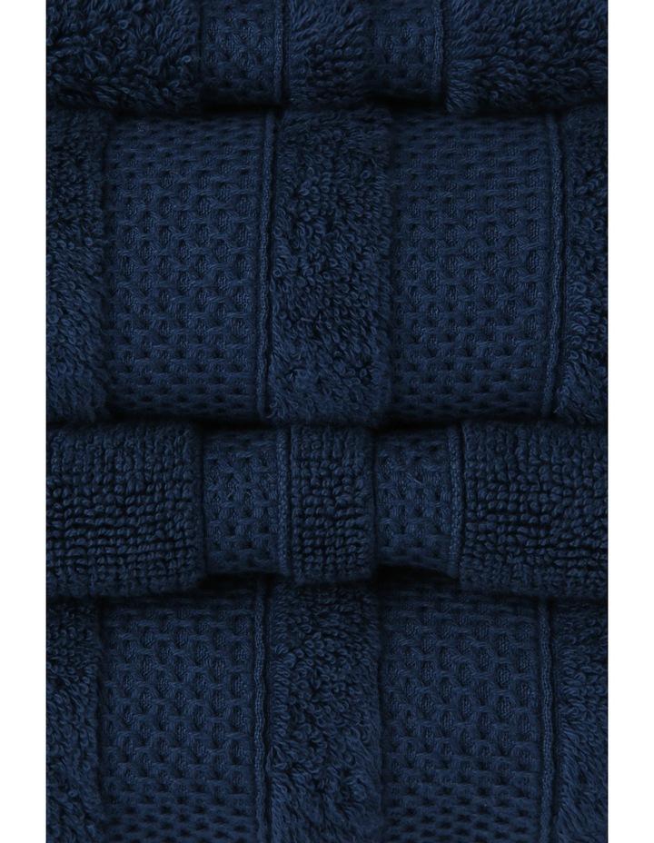 Premium Egyptian Cotton Towel Range in Navy image 2