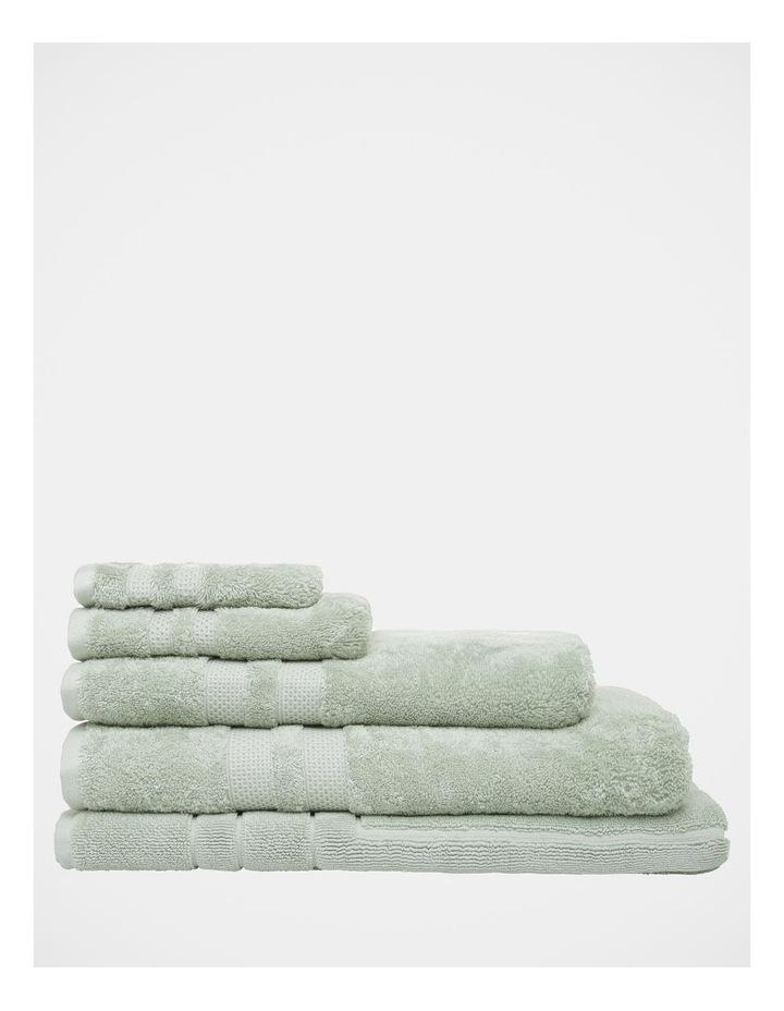 Premium Egyptian Cotton Towel Range in Sage image 1