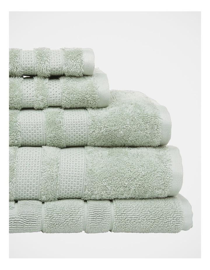 Premium Egyptian Cotton Towel Range in Sage image 3