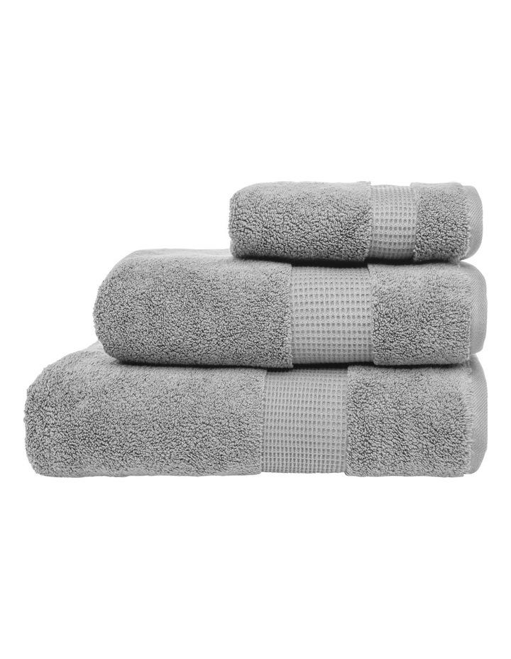 Hotel Serenade Bath Towel: Silver Rise image 1