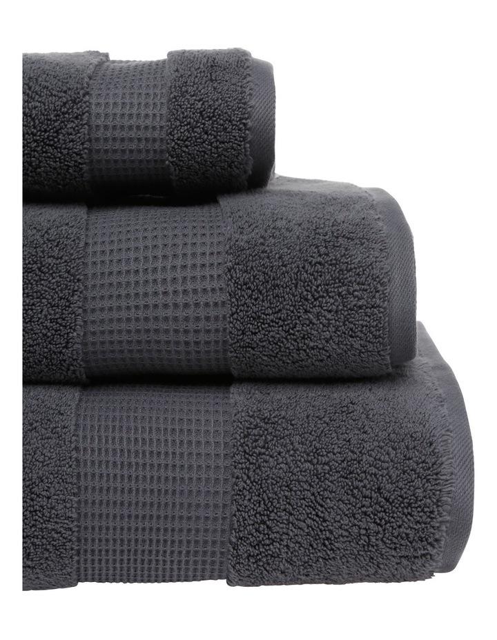 Hotel Serenade Bath Towel: Charcoal image 2