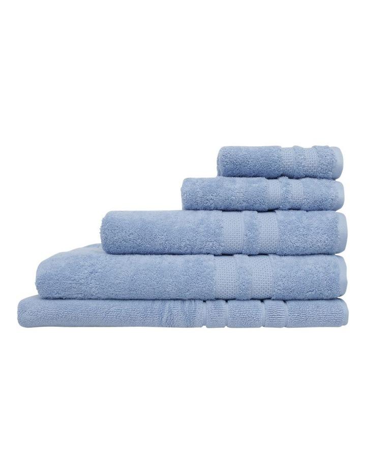 Premium Egyptian Towel Range in Light Blue image 1