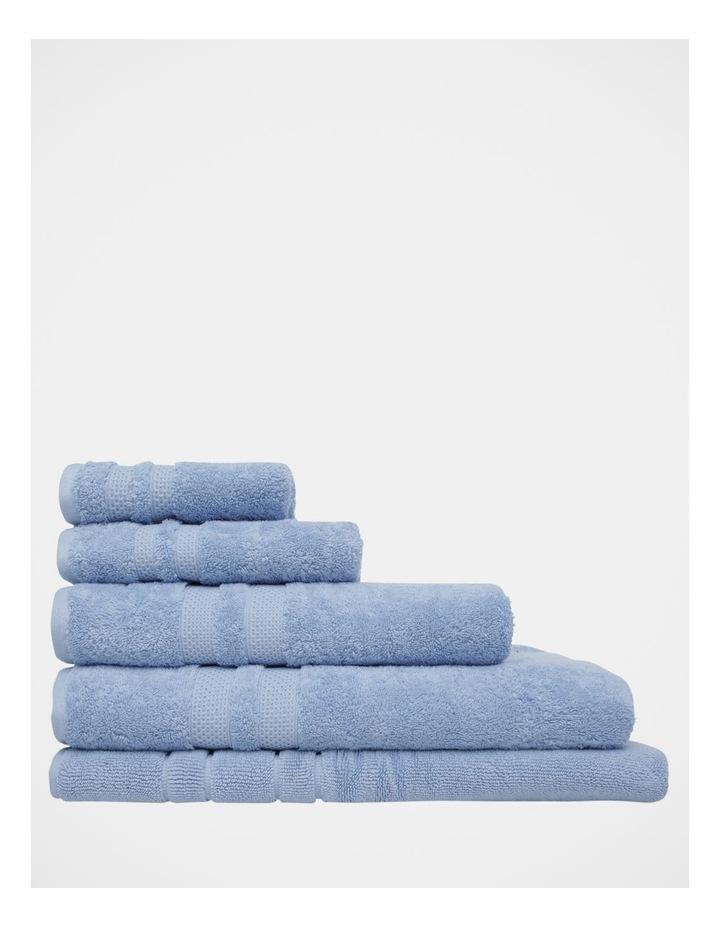 Premium Egyptian Cotton Towel Range in Light Blue image 1