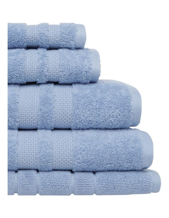 Premium Egyptian Towel Range in Light Blue image 2