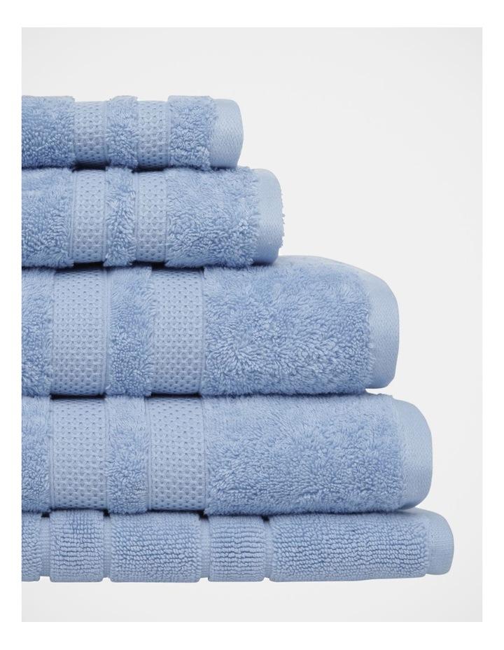 Premium Egyptian Cotton Towel Range in Light Blue image 2