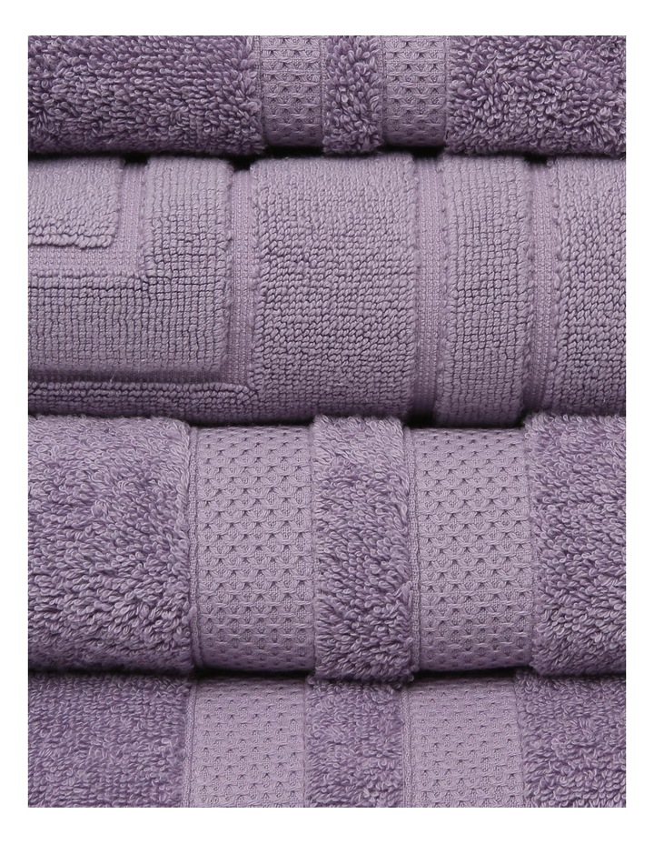 Premium Egyptian Cotton Towel Range in Lavender image 2