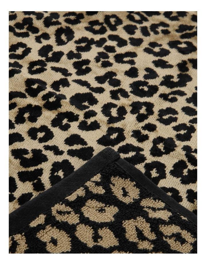 Rwanda Leopard Towel Range in Natural image 3