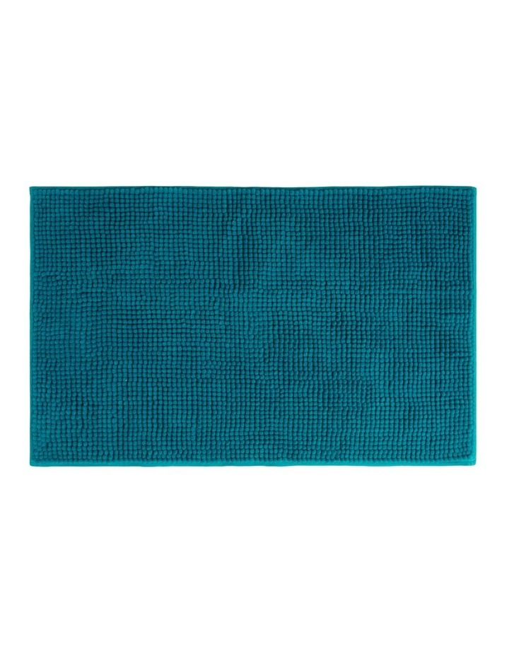 Hampton Bath Mat in Emerald image 1
