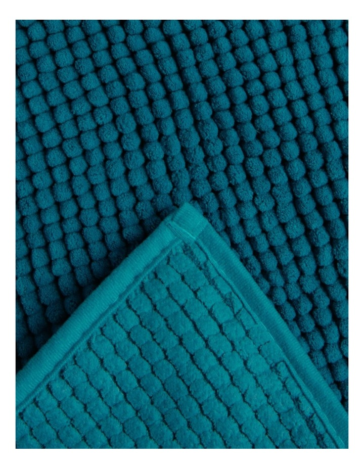 Hampton Bath Mat in Emerald image 2