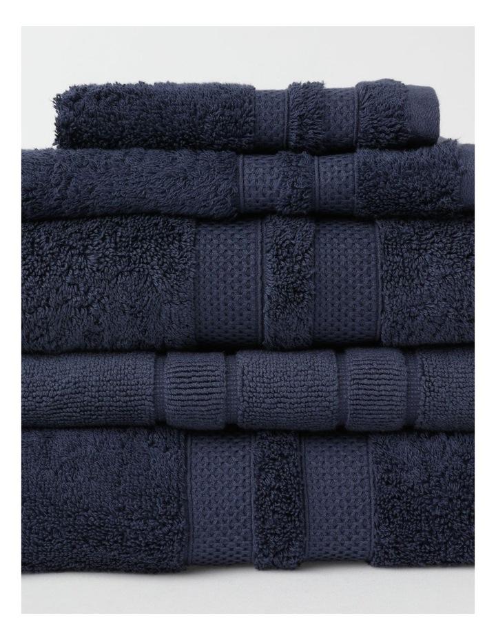Premium Egyptian Cotton Towel Range in Midnight image 2