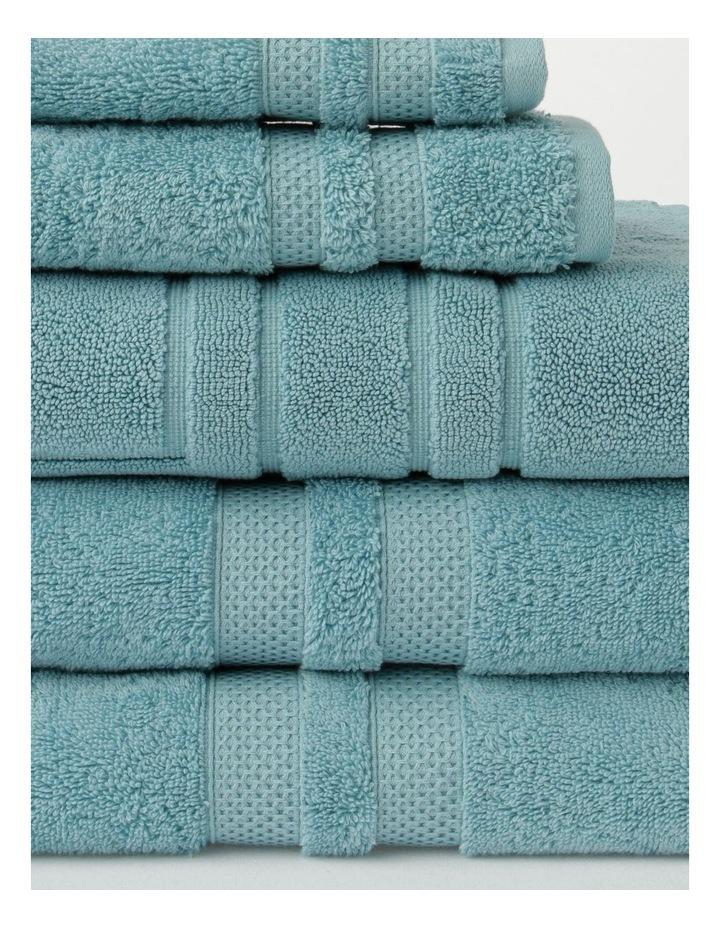 Premium Egyptian Cotton Towel Range in Sky Blue image 2