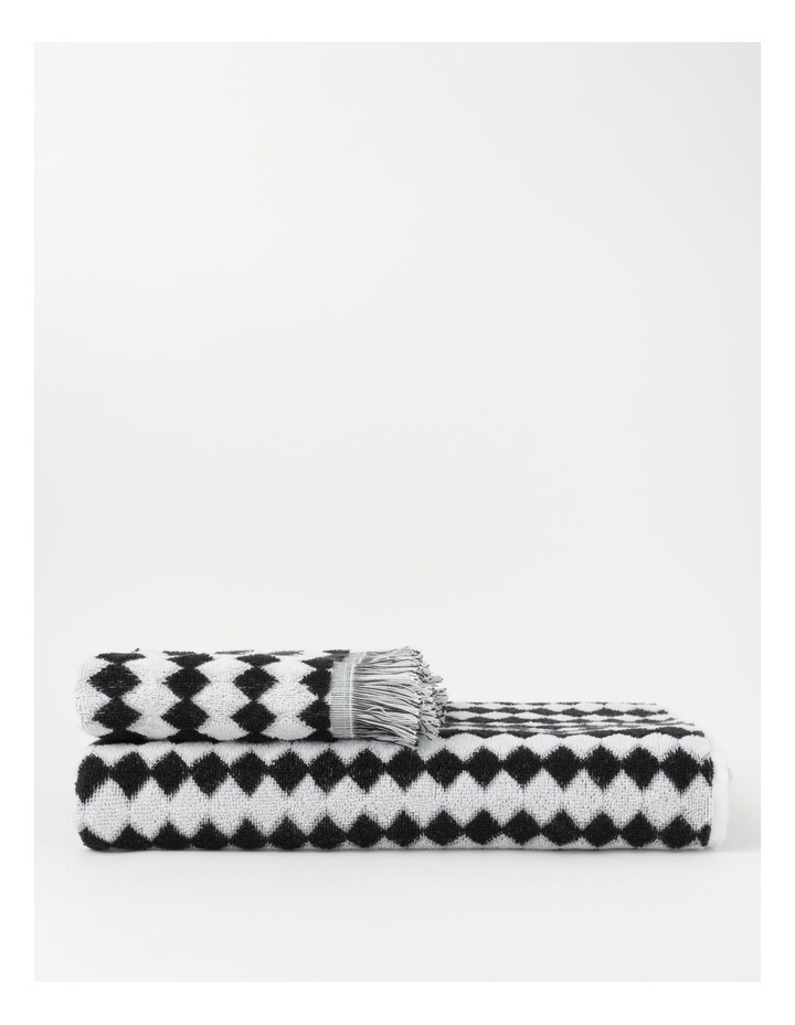 Brea Jacquard Towel Range image 1
