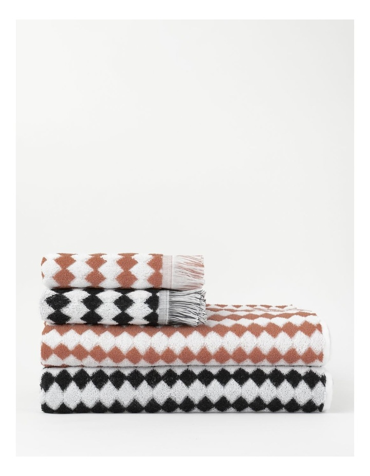 Brea Jacquard Towel Range image 3