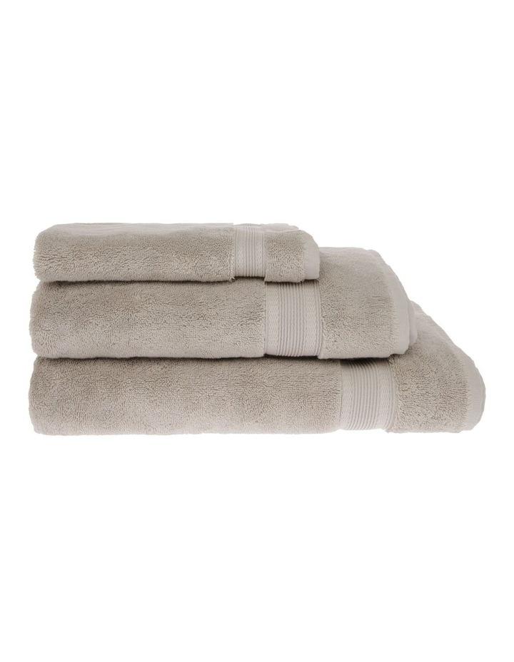 Luxury Turkish Cotton Towel Range in Natural image 1