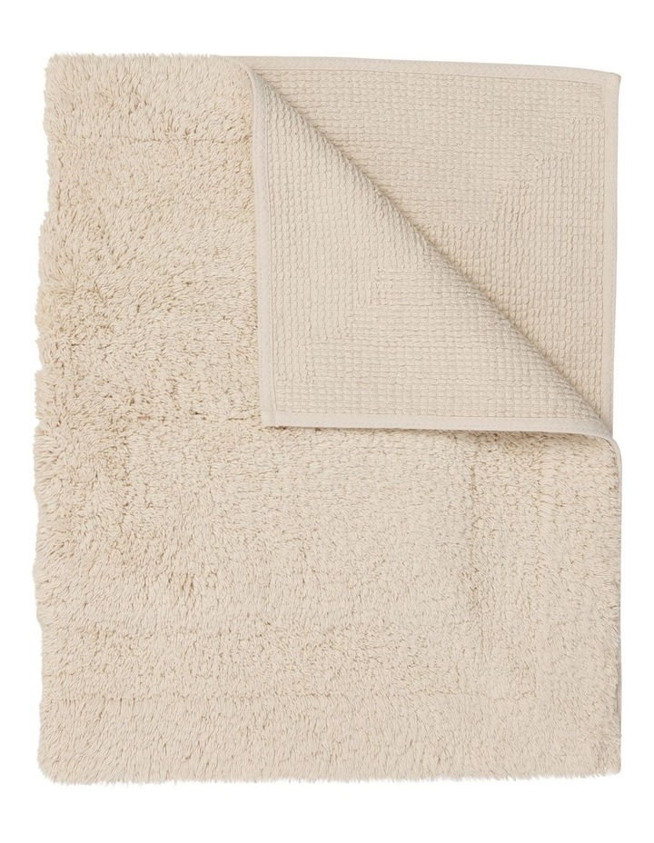 Canterbury Bath Mat in Oatmeal image 1