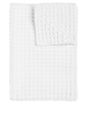 Abella Oversized Bath Mat in White