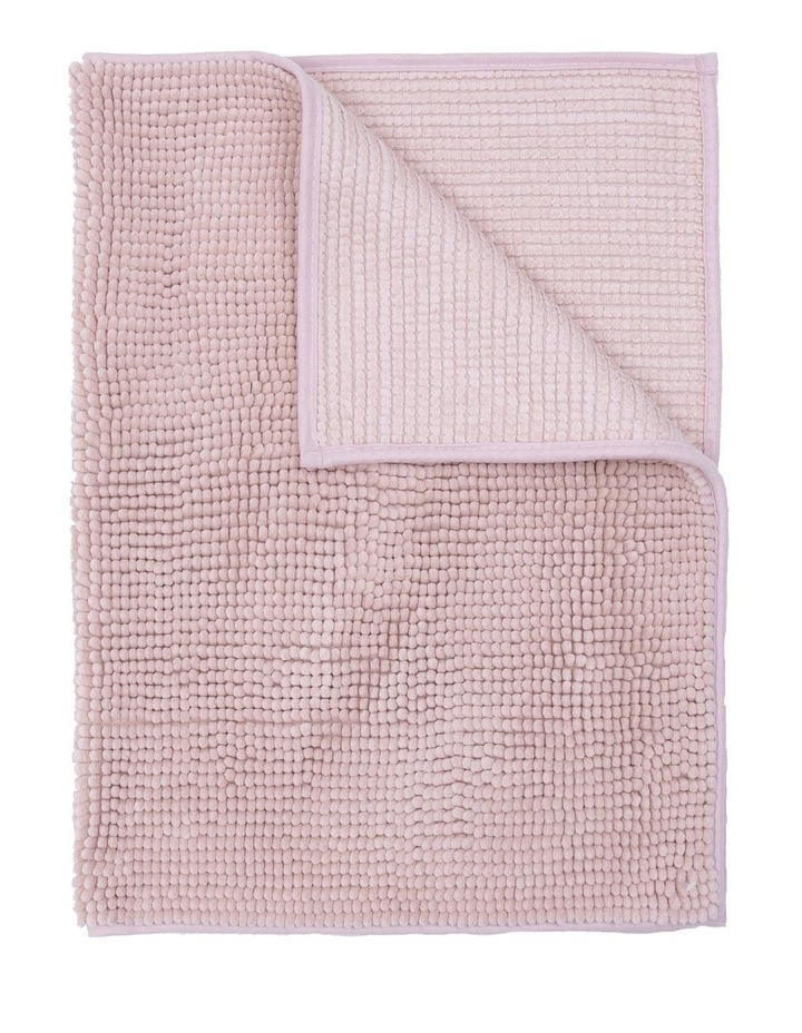 Vue Hampton Bath Mat in Pink image 1