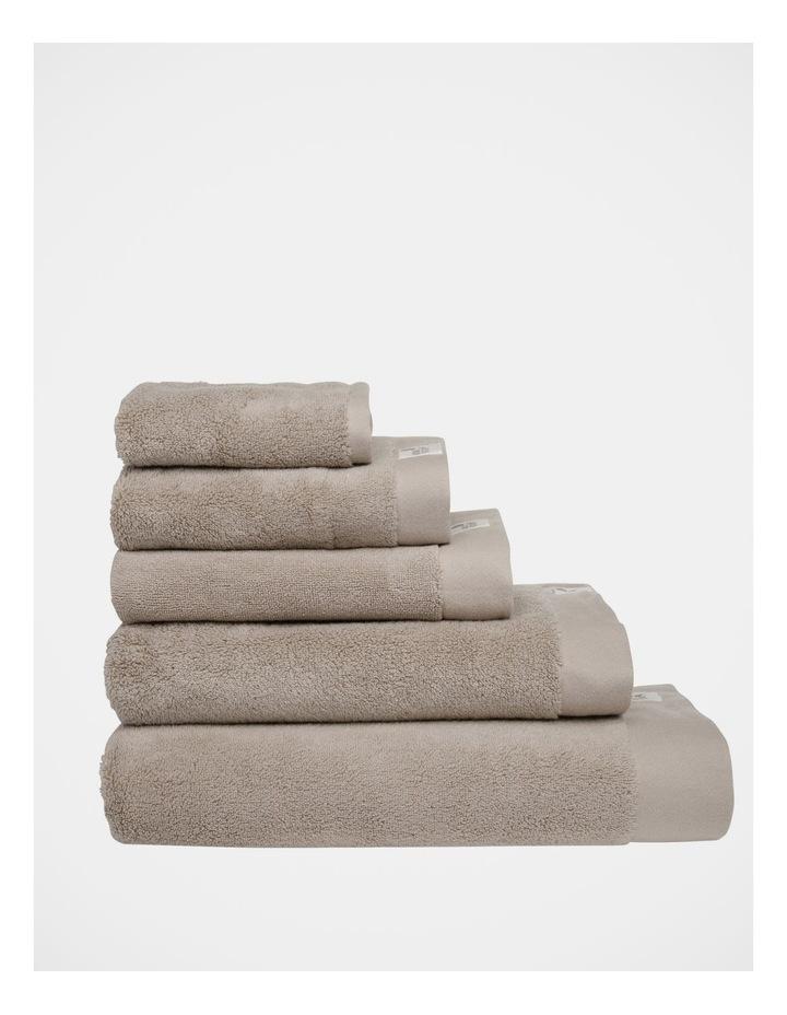 Australian Cotton Towel Range in Stone image 1
