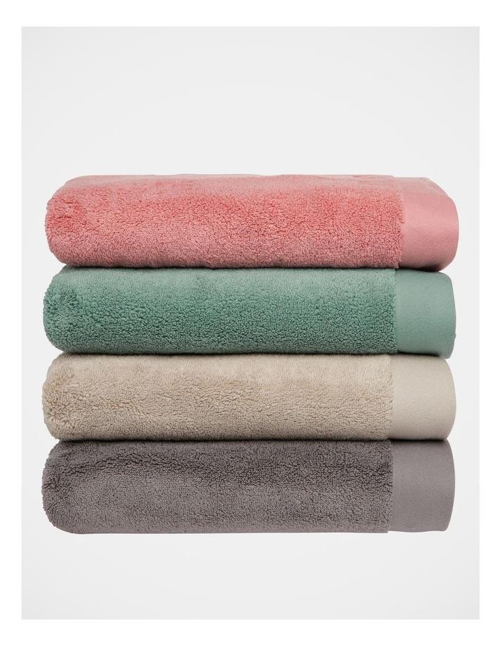 Australian Cotton Towel Range in Stone image 5