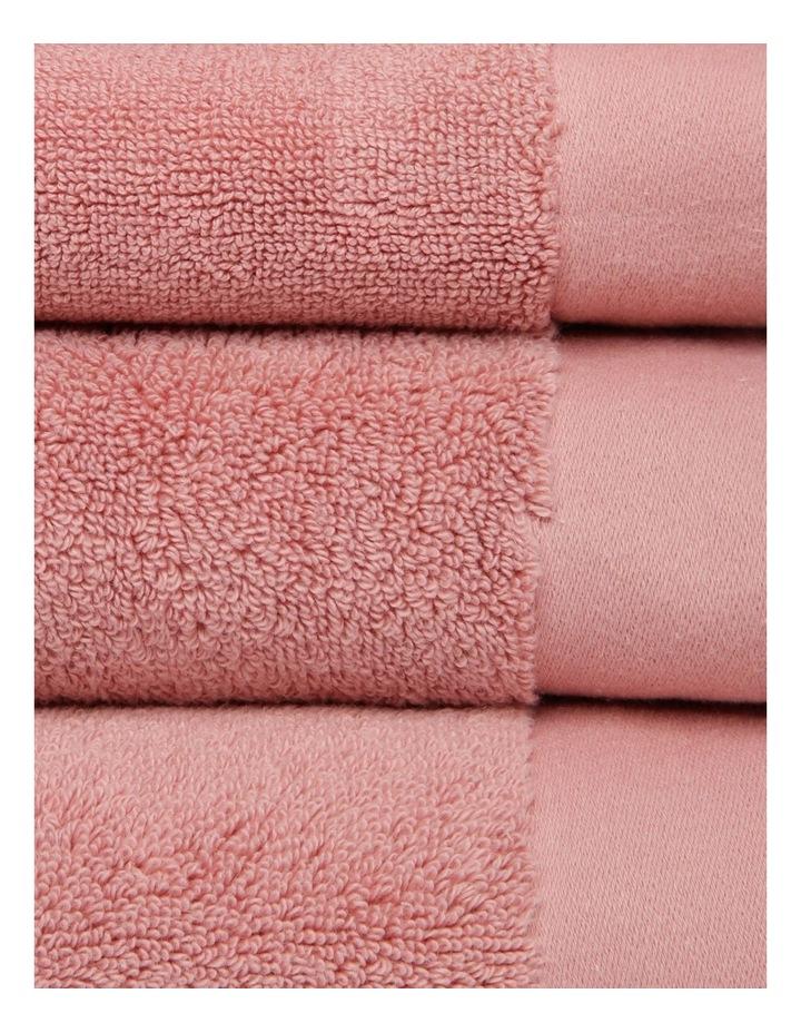 Australian Cotton Towel Range in Dusty Pink image 2