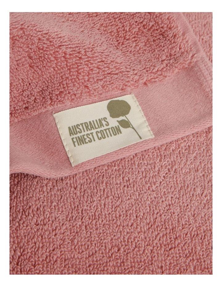 Australian Cotton Towel Range in Dusty Pink image 3