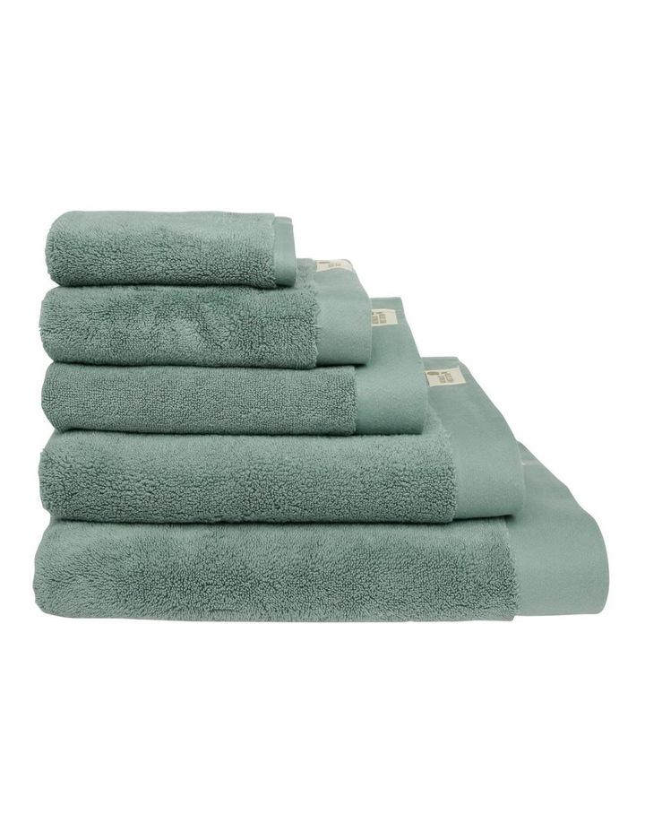 Australian Cotton Towel Range in Turquoise image 1