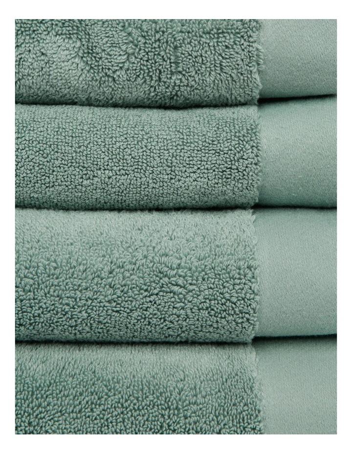 Australian Cotton Towel Range in Turquoise image 2