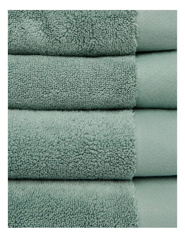 Australian Cotton Towel Range in Turquoise image 3