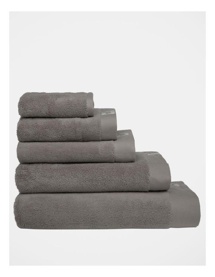 Australian Cotton Towel Range in Charcoal image 1