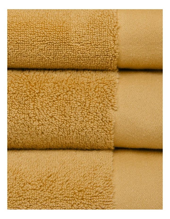 Australian Cotton Towel Range in Sand image 2