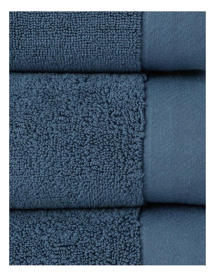 Australian Cotton Towel Range in Ocean Depths image 2