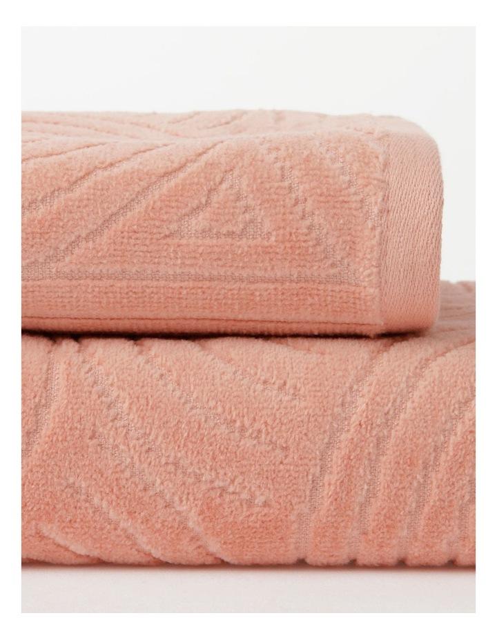 Arched Velour Towel Range image 2