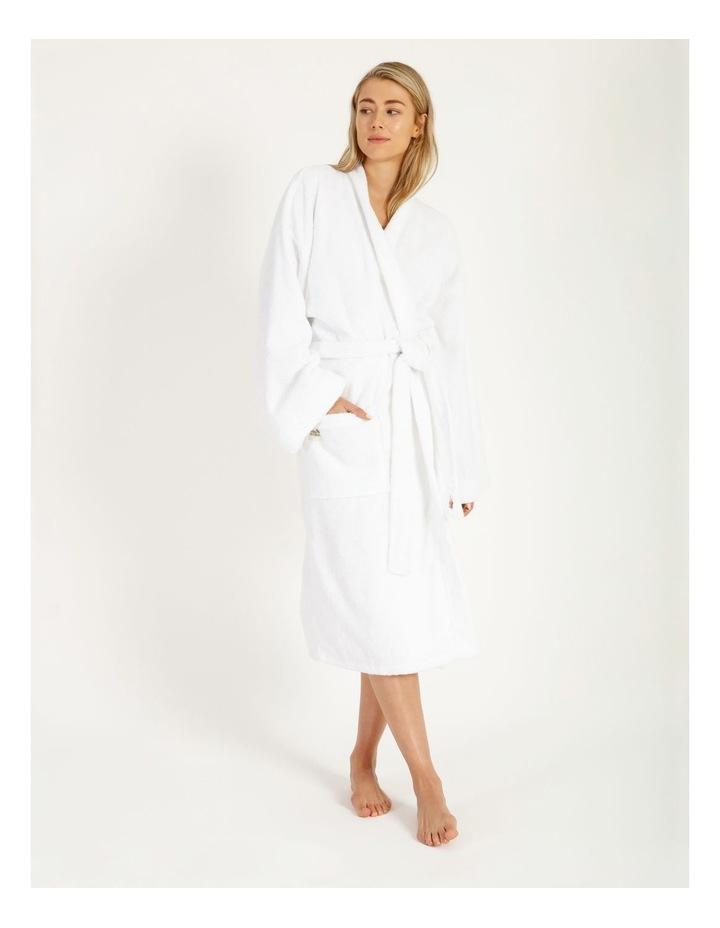 Australian Cotton Bath Robe image 1