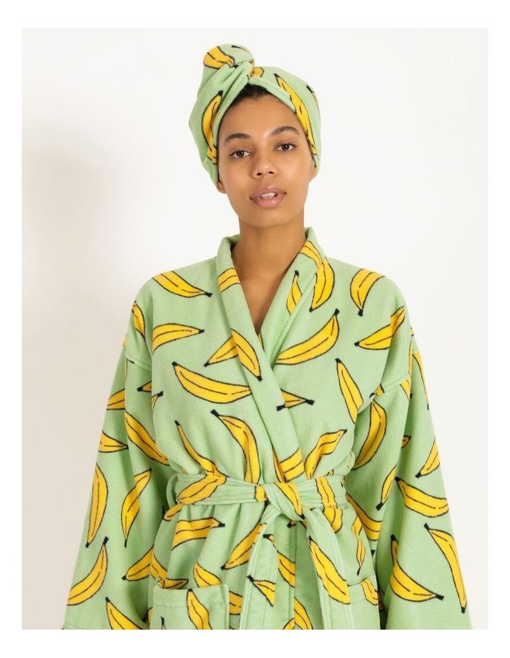 Poppy Bananorama Hair Wrap in Multi image 1
