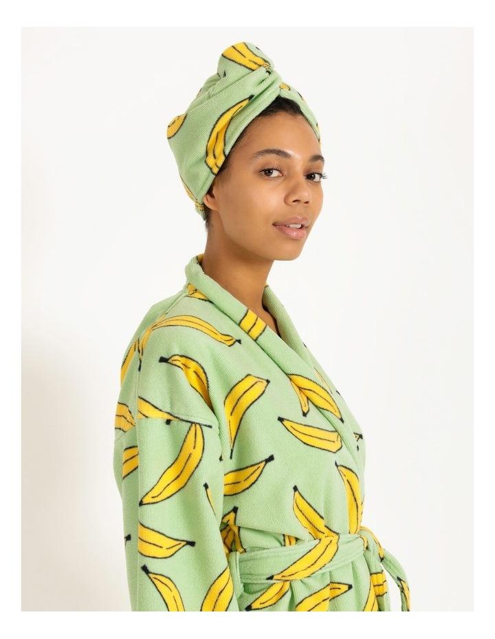 Poppy Bananorama Hair Wrap in Multi image 2