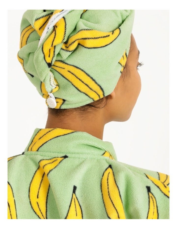 Poppy Bananorama Hair Wrap in Multi image 3