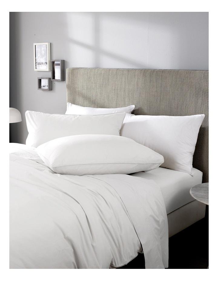 Nashe Stonewashed Sheet Range in White image 1