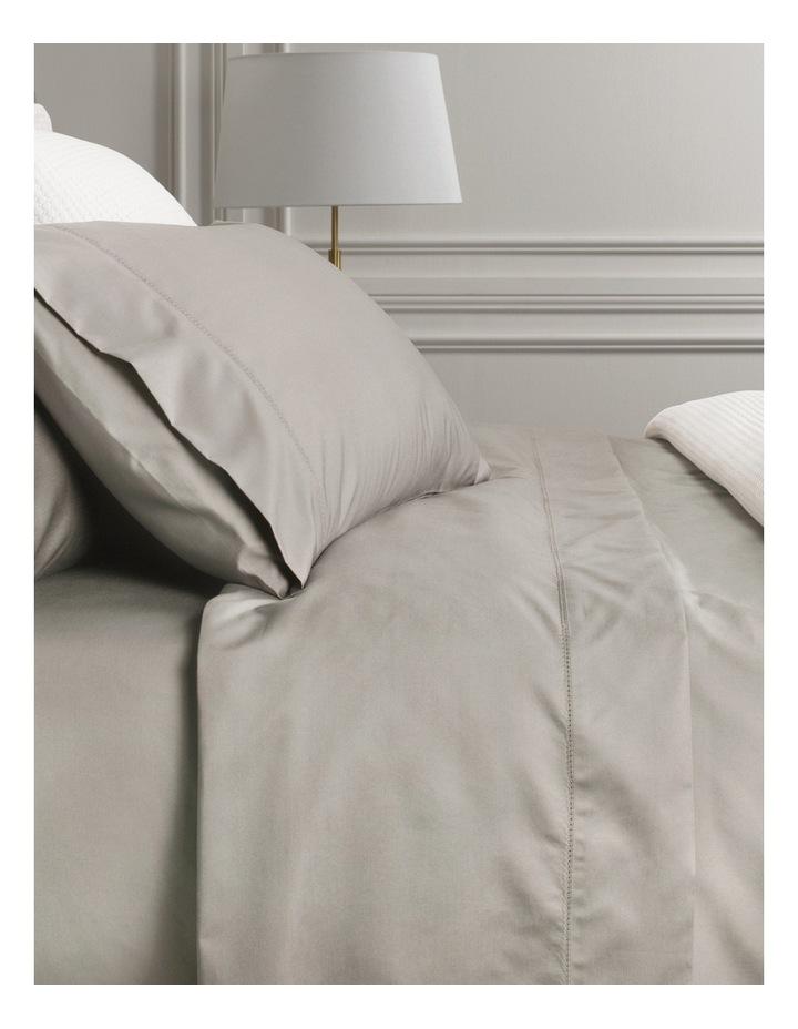 Hotel-Weight Luxury 1000TC Sheet Set in Wicker image 1