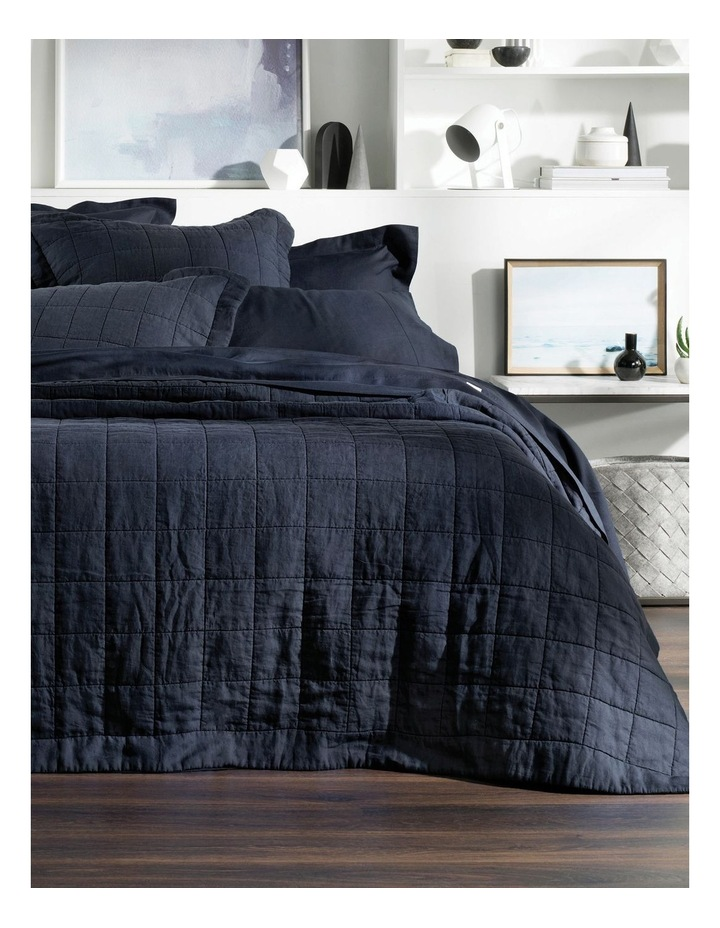 Abbotson Pillowcase Pair in Midnight image 3