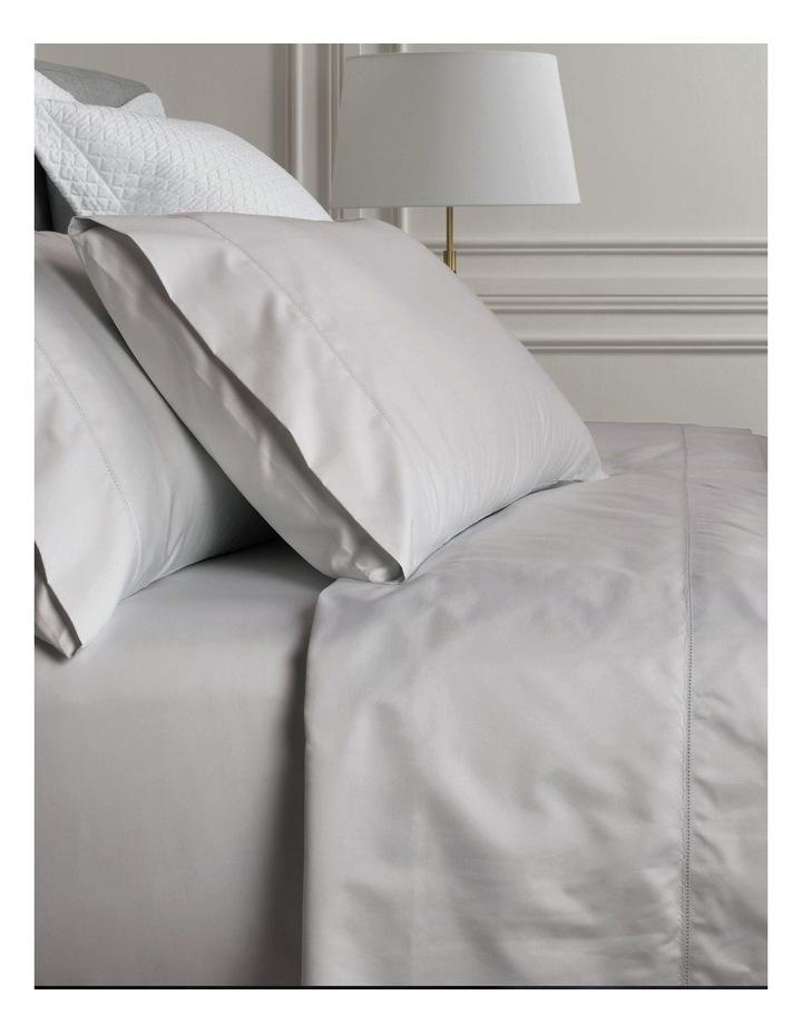 Hotel-Weight Luxury 1000TC Sheet Set in Dove image 1